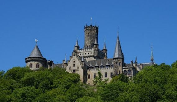 A popular excursion destination: The Marienburg